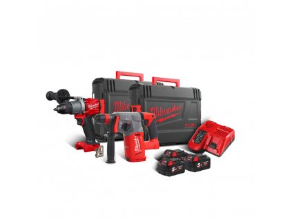 milwaukee m18 fpp2ac 503x set naradia