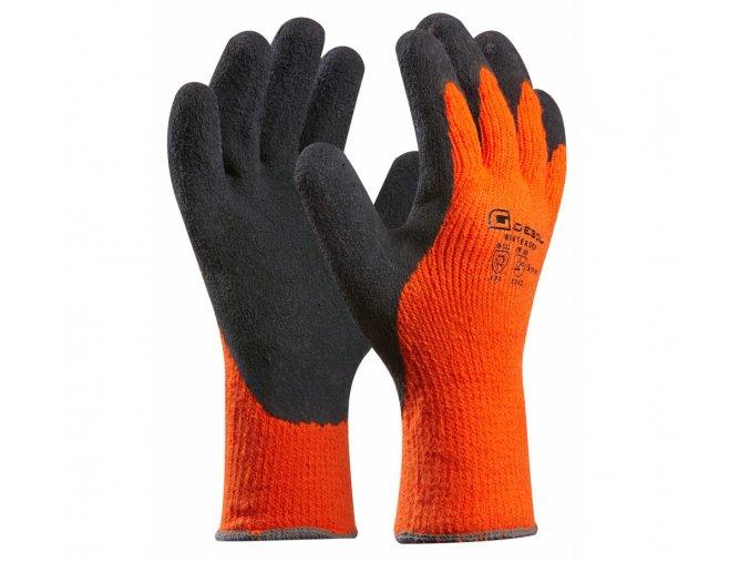 Pracovné rukavice GEBOL Winter Grip