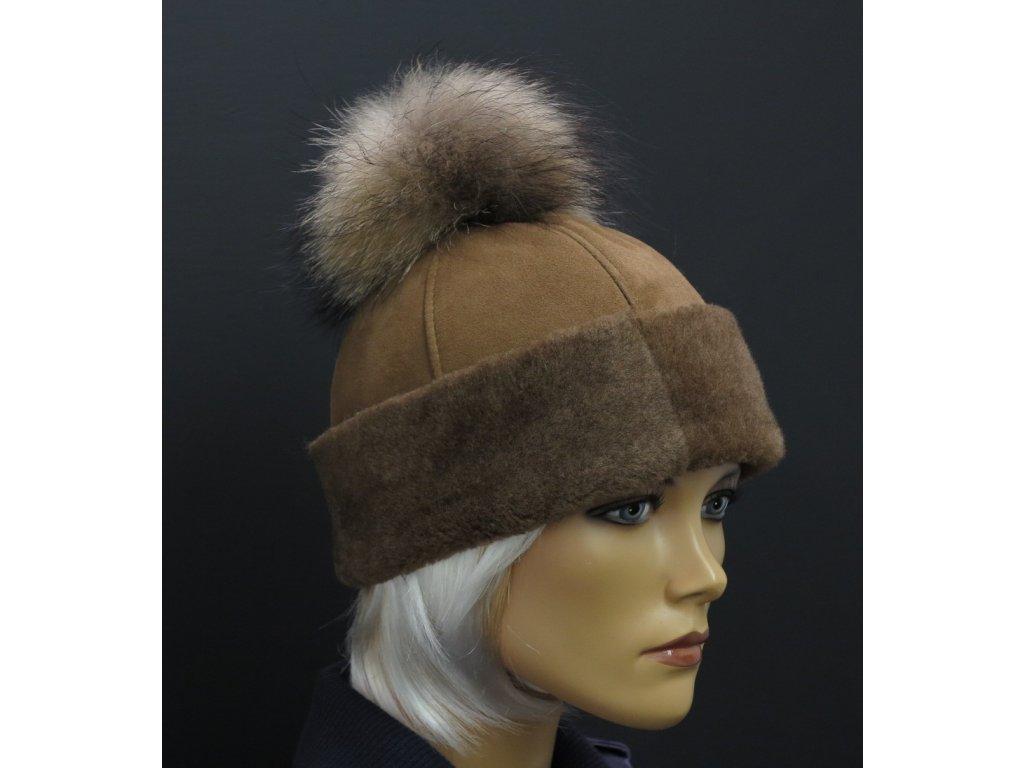 Kožešinové čepice