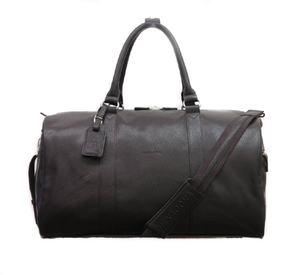 Kožené cestovní tašky