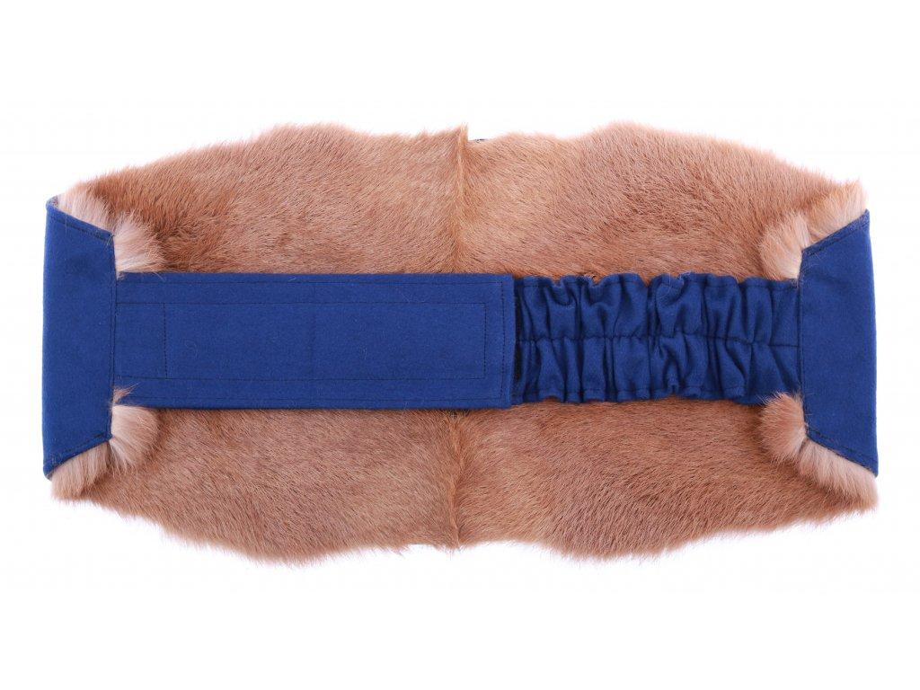 Kožešinové ledvinové pásy