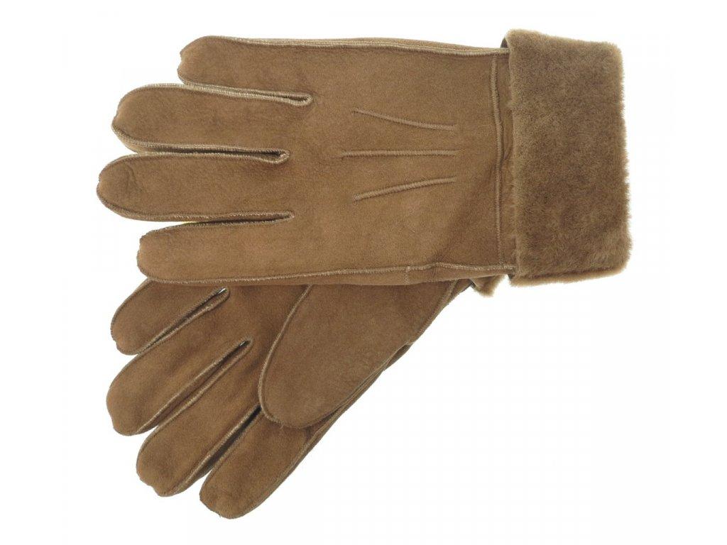 Kožešinové rukavice