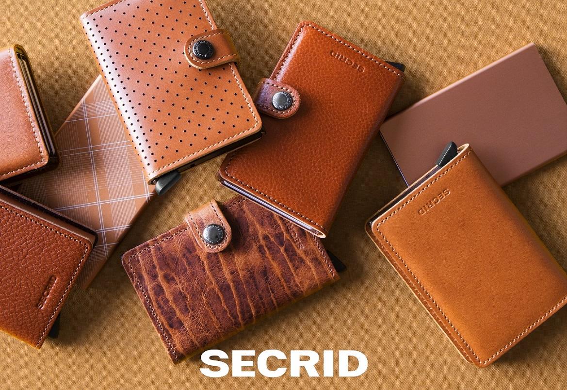 Peněženky Secrid