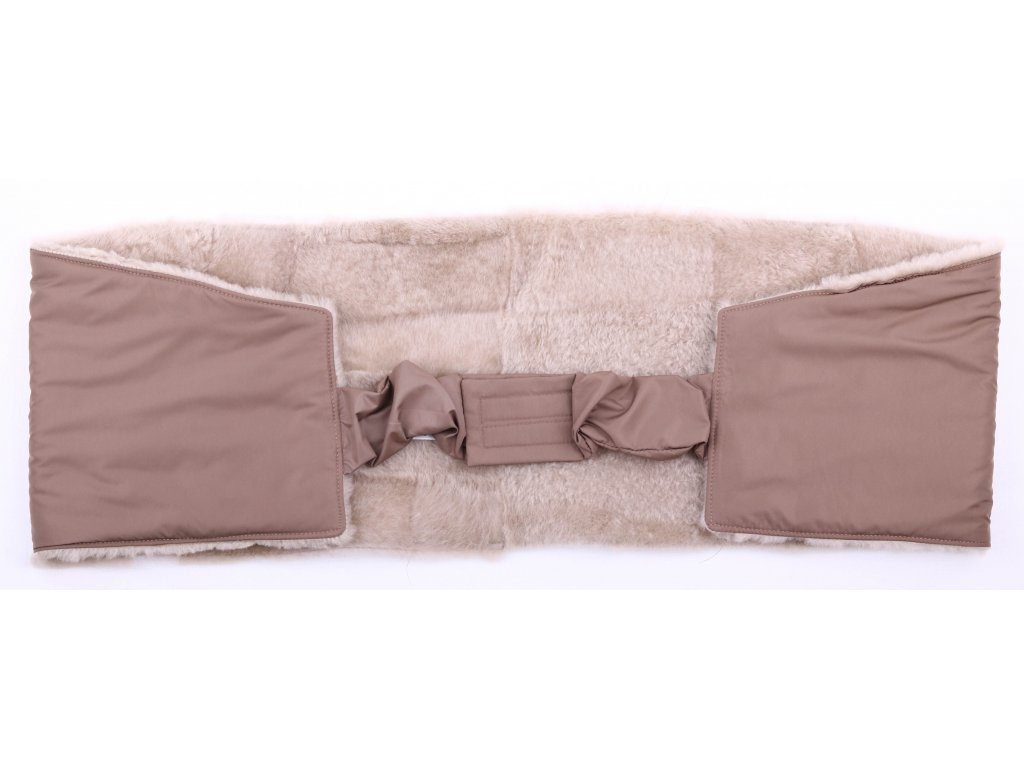 Ledvinový pás kožešinový z ovčiny LP 162 velikost  140 - 160 cm