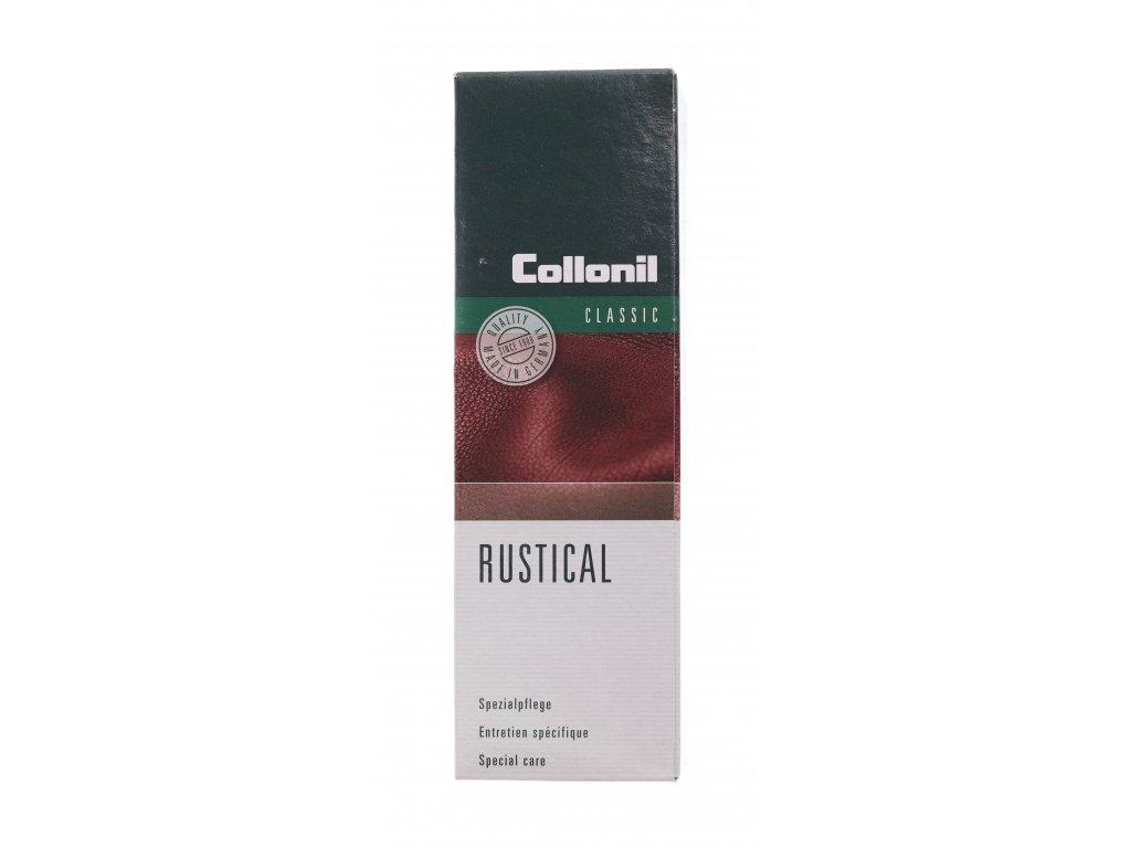 Collonil Rustical krém na voskované a mastné usně