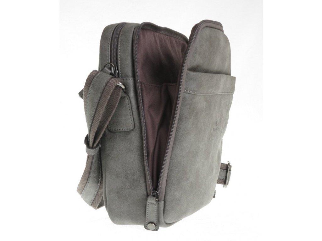ae6c0813a ... taška přes rameno 784629 šedá · Hexagona 784629 šedá ...
