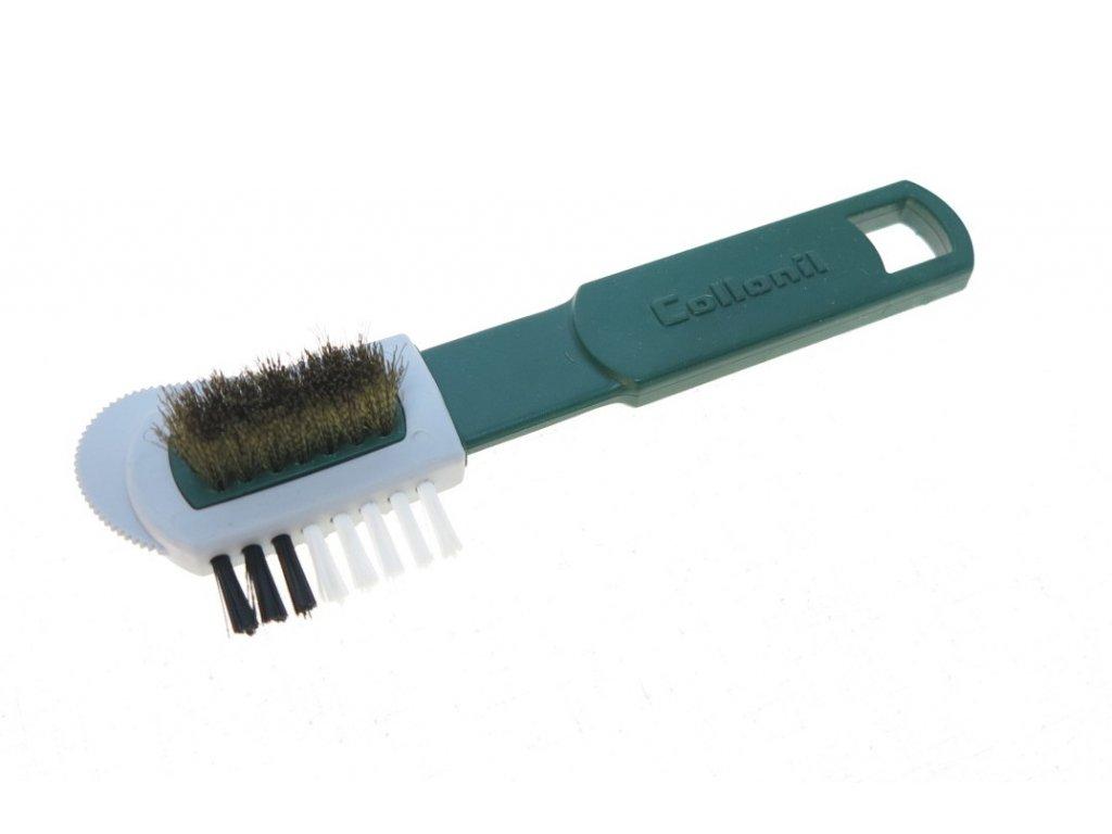 Colloni kartáč combi pro suché mechanické čištění obuvi