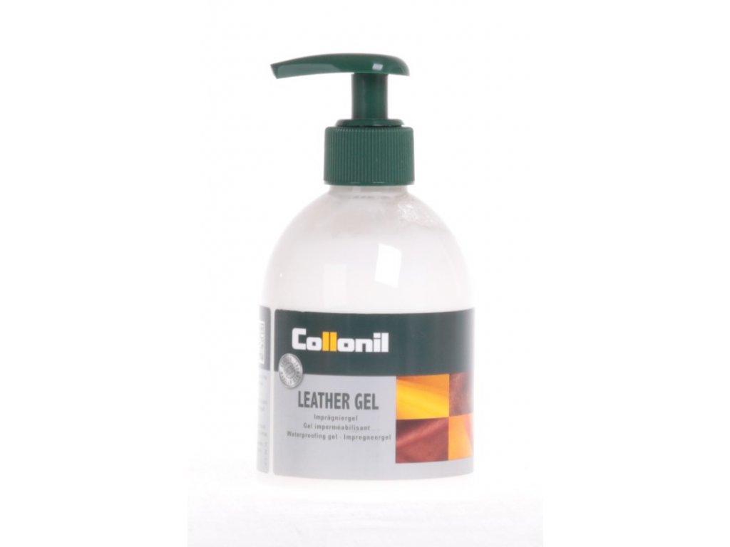Collonil Leather Gel 230 ml na čištění kožených sedaček