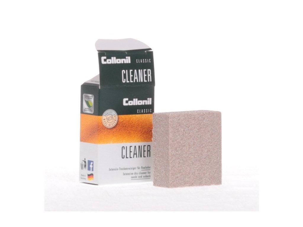 Collonil Cleaner classic gumová kostka k čištění broušených kůží