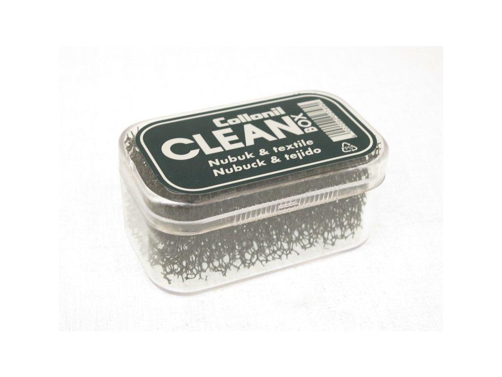 Collonil Clean Box kostka pro suché čištění usní