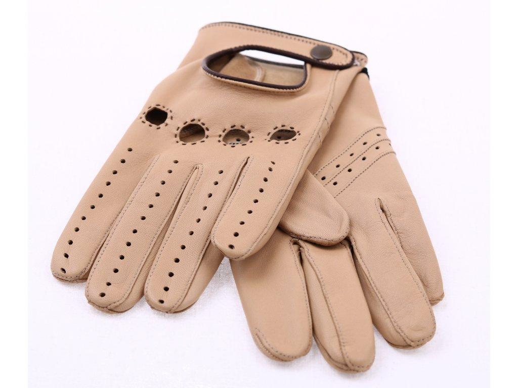Dámské kožené řidičské rukavice 3428 béžové · dámské autorukavice ... bd15c9ad1e