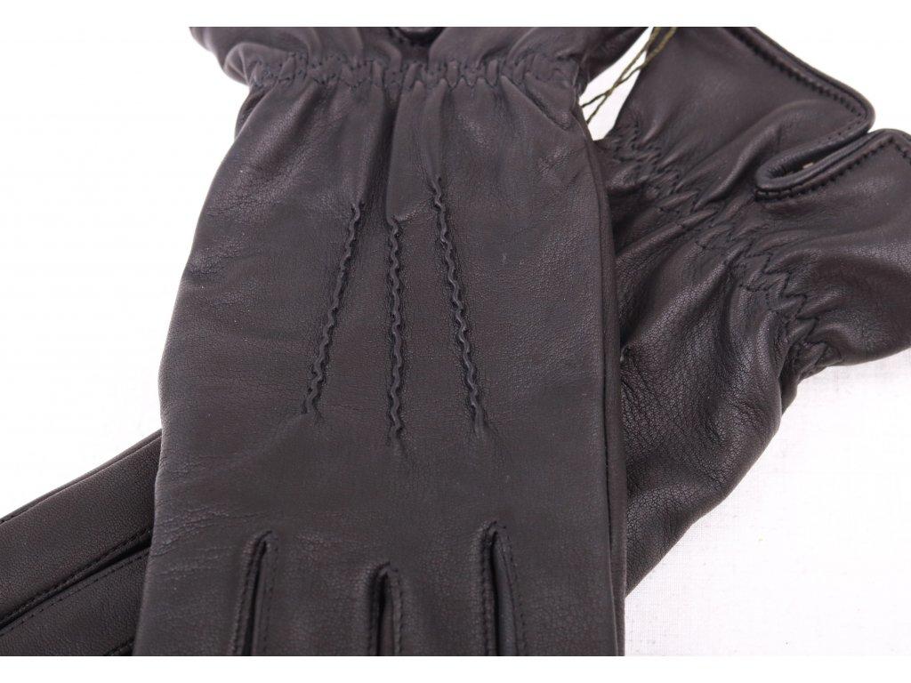1428171acfe Dámské kožené rukavice 4327 černé · Dámské kožené rukavice 4327 černé