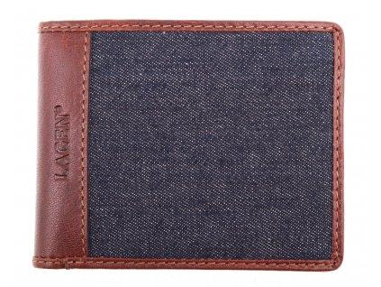 Pánská kožená peněženka Lagen 3960