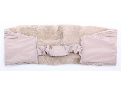 Ledvinový pás kožešinový z ovčiny LP 161 velikost  140 - 160 cm