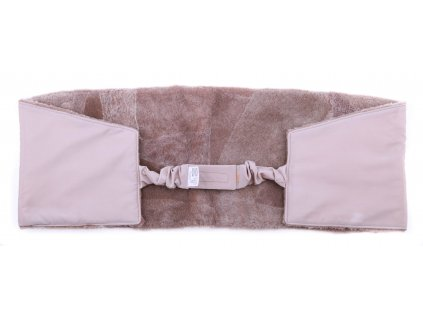 Ledvinový pás kožešinový z ovčiny LP 163 velikost  140 - 160 cm