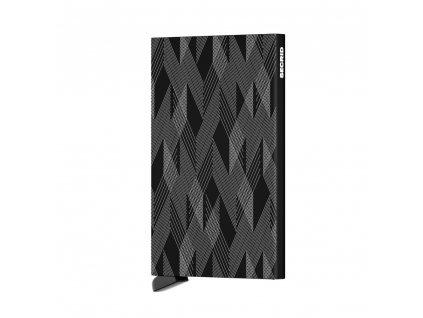 CLa Zigzag Black 1 Front