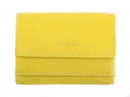 Segali SG1756 MINI neonově žlutá