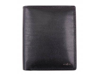 Pánská kožená peněženka Cosset 4402 Unno černá