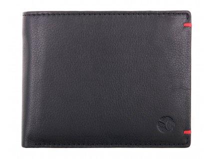 Pánská kožená peněženka Segali SG 7108 černá