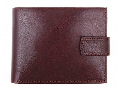 Pánská kožená peněženka Hajn 587459.5 hnědá