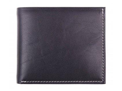Pánská kožená peněženka Hajn 152701.5 černá + koňak