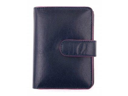 Dámská kožená peněženka Segali 3323 modrá