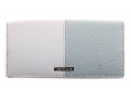 Dámská kožená peněženka Segali 2251 světle modrá