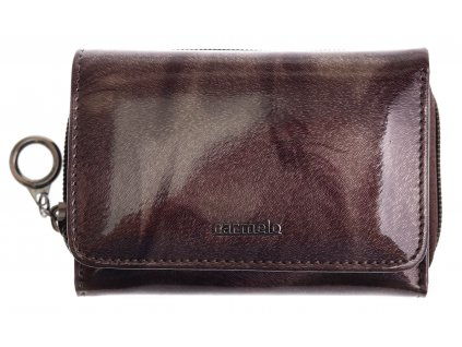Dámská kožená peněženka Carmelo 2105 P Taupe
