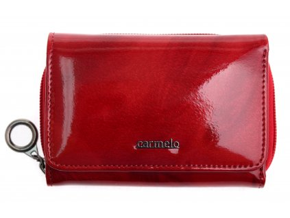 Dámská kožená peněženka Carmelo 2105 P Red