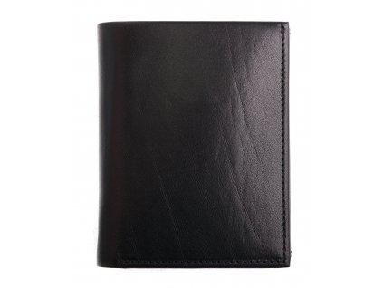 Pánská kožená peněženka Hajn 584951.5 černá