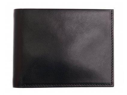 Pánská kožená peněženka Hajn 587421.3 černá