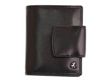 Dámská kožená peněženka Cosset 4404 Komodo černá