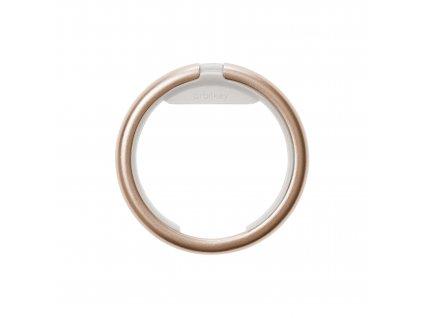 Chytrý kroužek na klíče Orbitkey Ring Rose Gold - růžové zlato