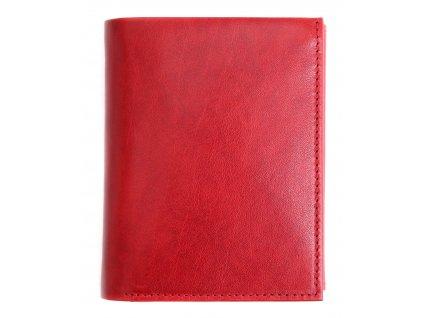 Pánská kožená peněženka Hajn 584951.5 červená
