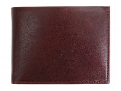 Pánská kožená peněženka Hajn 587451.4 hnědá