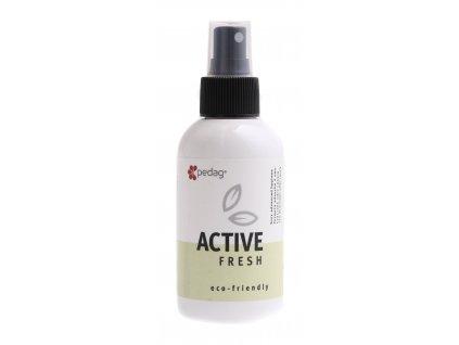 Pedag ACTIVE FRESH 150 ml antibakteriální sprej do bot ECO-FRIENDLY