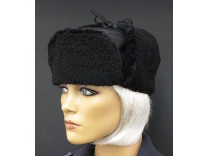 Kožešinové ušanky - parádní teplé čepice do zimy  280bda9191