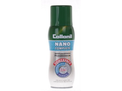 Collonil Nano Complete 300 ml - impregnační pěna na kůži