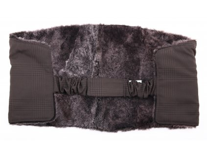 Ledvinový pás kožešinový LP119 velikost 90 - 110 cm ovčina