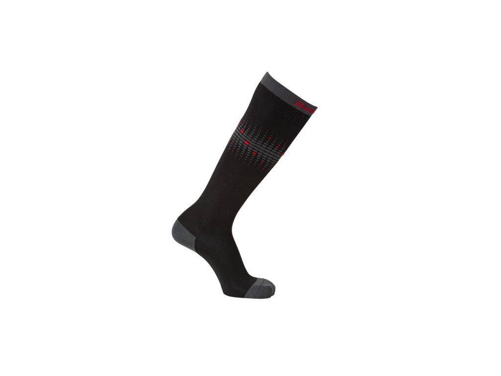 Ponožky BAUER S19 ESSENTIAL TALL SKATE SOCK - BLK