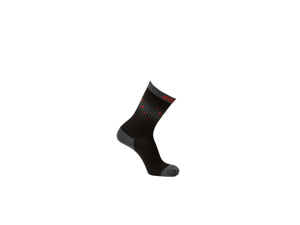 Ponožky BAUER S19 ESSENTIAL LOW SKATE SOCK - BLK
