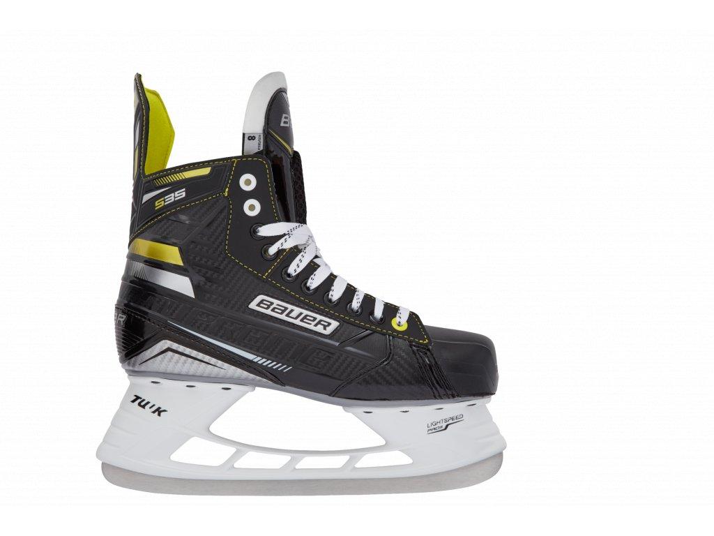 Hokejové brusle Bauer Supreme SUPREME S35 intermediate  k bruslím nabroušení ZDARMA!