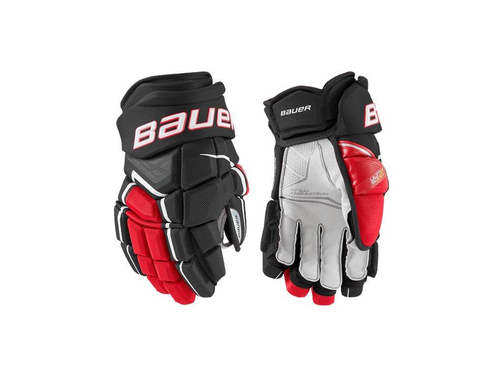 Hokejové rukavice Bauer Supreme ULTRASONIC junior