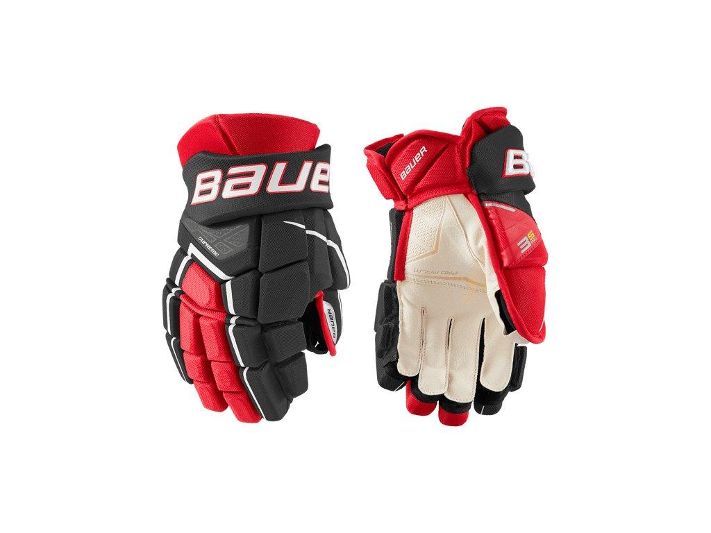 Hokejové rukavice Bauer Supreme 3S PRO junior