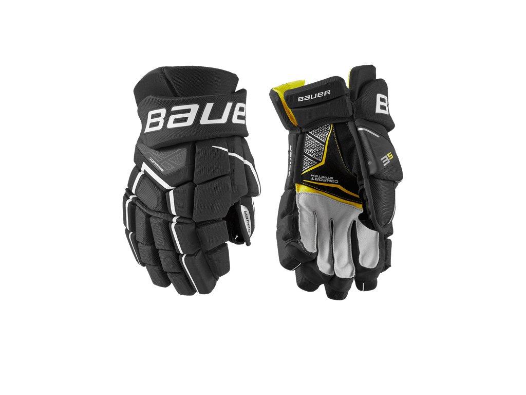 Hokejové rukavice Bauer Supreme 3S junior