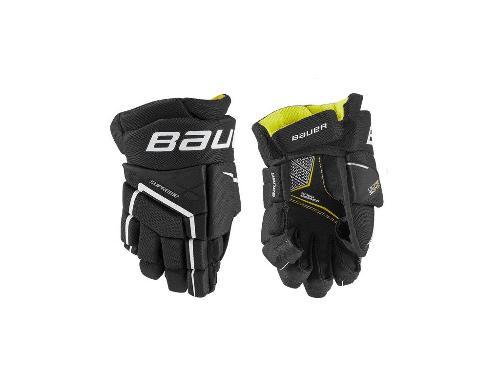 Hokejové rukavice Bauer Supreme ULTRASONIC dětské