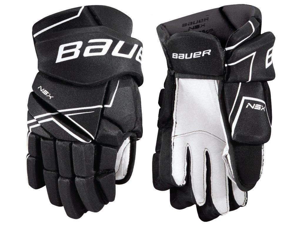 Hokejové rukavice Bauer NSX junior