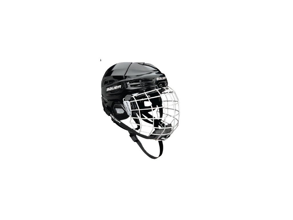 Hokejová helma Bauer IMS 5.0 Combo s mřížkou
