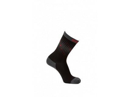 Ponožky BAUER S19 ESSENTIAL LOW SKATE SOCK - BLK