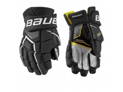 Hokejové rukavice Bauer Supreme 3S intermediate